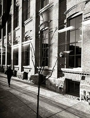 Photograph - Walking The City Streets by Marilyn Hunt