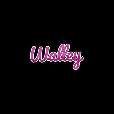 Digital Art - Walley #walley by TintoDesigns