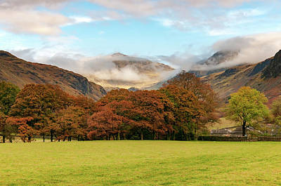 Mixed Media - Wasdale by Smart Aviation