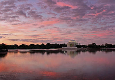 Photograph - Washington At Dawn by Images Unlimited