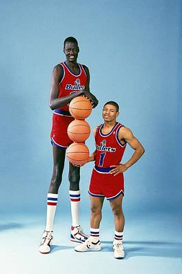 Photograph - Washington Bullets by Jerry Wachter