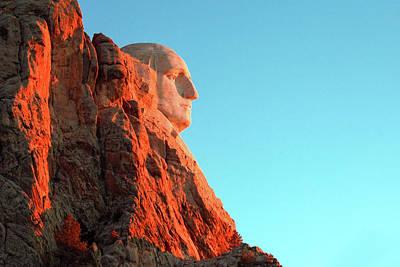 Photograph - Washington Profile by Todd Klassy