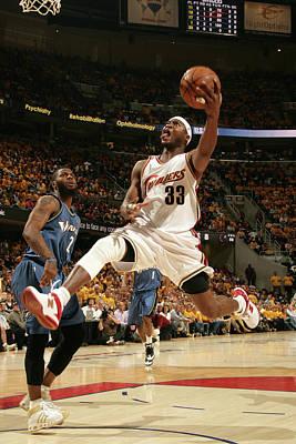 Photograph - Washington Wizards V Cleveland by David Liam Kyle