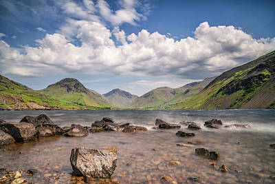 Photograph - Wastwater Force by Framing Places