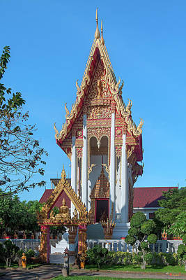 Soap Suds - Wat Luang Ubosot DTHU026 by Gerry Gantt