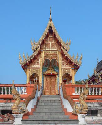 Photograph - Wat Nong Tong Phra Wihan Dthcm2639 by Gerry Gantt