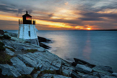 Photograph - Watch Over Narragansett by Michael Blanchette