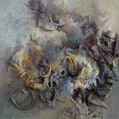 Painting - Watching You Sleep by Thyra Moore
