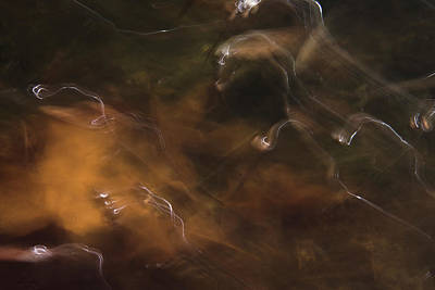 Photograph - Water Flow 3 by Yulia Kazansky