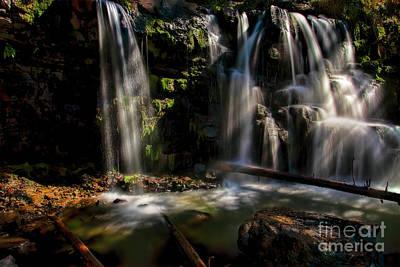 Photograph - Water Music by Jim Garrison