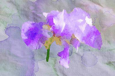Mixed Media - Watercolors by Dennis Buckman