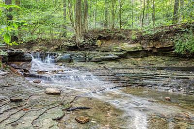Photograph - Waterfall #10 by Adam Kilbourne