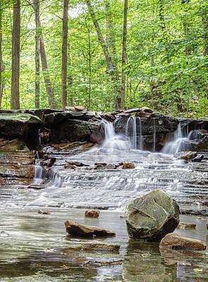 Photograph - Waterfall #2 by Adam Kilbourne