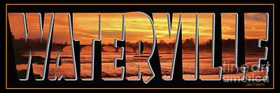Halloween Movies - Waterville Interurban Sunrise 5920  by Jack Schultz