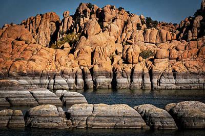Photograph - Watson Lake  by Saija Lehtonen