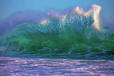 Photograph - Wave II by John Rodrigues