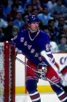 Photograph - Wayne Gretzky by Rick Stewart
