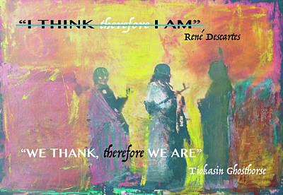 We Thank Original