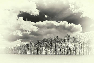 Photograph - Weather Symphony. Rohizky, 2015. by Andriy Maykovskyi