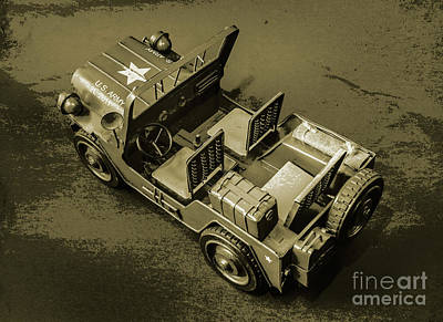Unicorn Dust - Weathered defender by Jorgo Photography - Wall Art Gallery