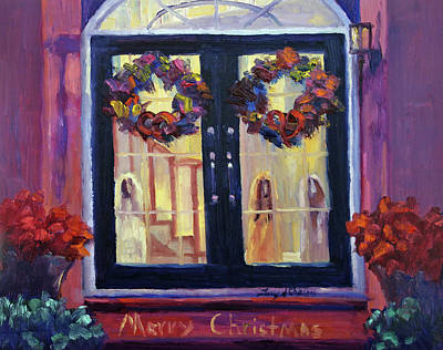 Painting - Welcome Home by Terry Chacon