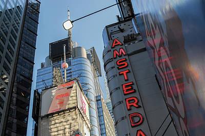 Photograph - Welcome To New York by Doug Ash