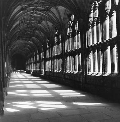 Photograph - Wells Cloisters by Stan Jones