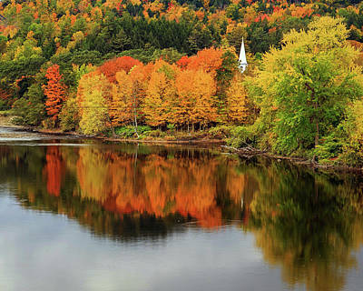 Photograph - Wells River Vt  by John Vose
