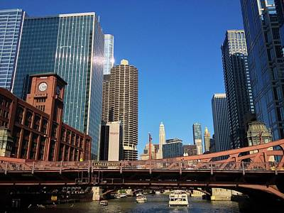 Pittsburgh According To Ron Magnes - LaSalle Street Bridge by Joseph Schofield