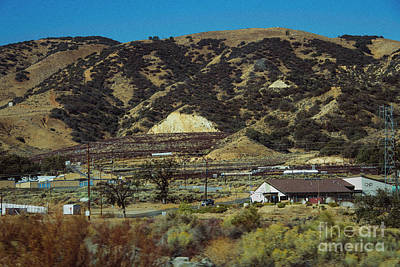 Photograph - Wenatchee Farm by Mae Wertz