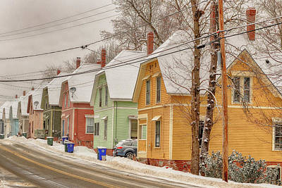 Photograph - Westbrook, Maine by Bob Doucette