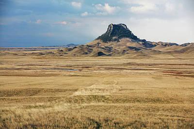 Photograph - Western Landscape by Todd Klassy