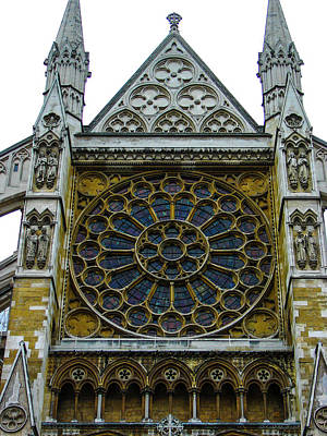 Photograph - Westminster Abbey 2 by Paul Croll