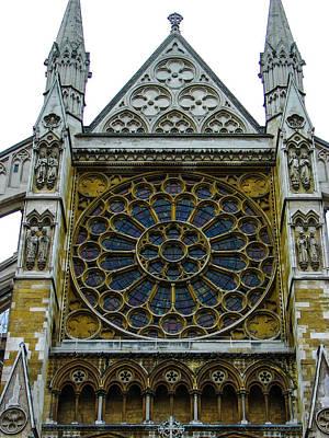 Westminster Abbey 2 Art Print