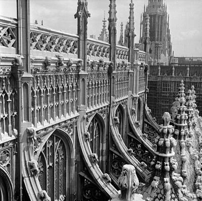 Photograph - Westminster Abbey by John Chillingworth