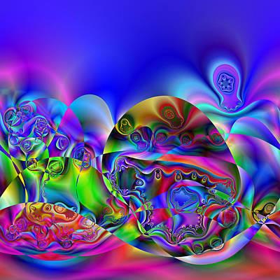 Digital Art - Whammarily by Andrew Kotlinski