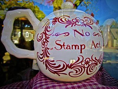 Photograph - Terse Teapot by Don Moore