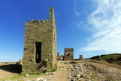 Photograph - Wheal Coates Cornwall by Terri Waters