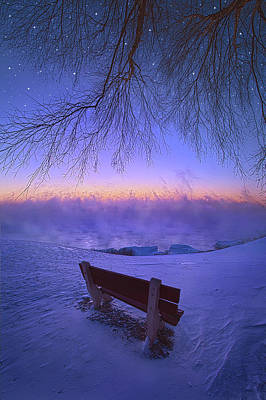 Royalty-Free and Rights-Managed Images - When You Wish Upon A Star by Phil Koch