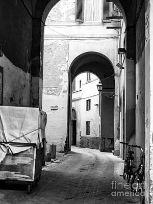 Photograph - Where The Path Leads Florence by John Rizzuto
