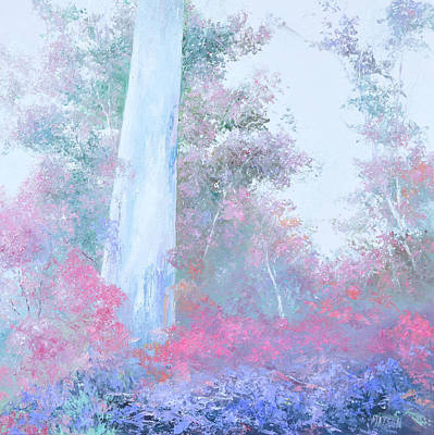 Painting - Where The Wildflowers Grow by Jan Matson