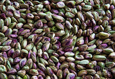 Photograph - Whirling Pistachios by Mae Wertz