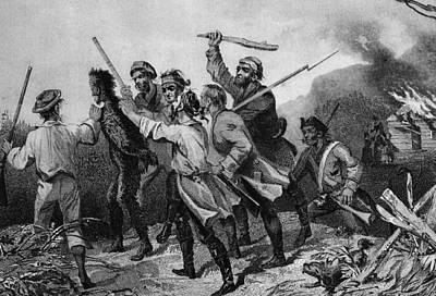 Whiskey Rebellion Art Print by Kean Collection