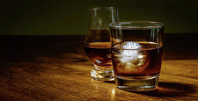 Photograph - Whisky For Two by Ant Pruitt
