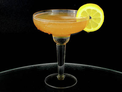 Photograph - Whisky Sour by Perry Correll