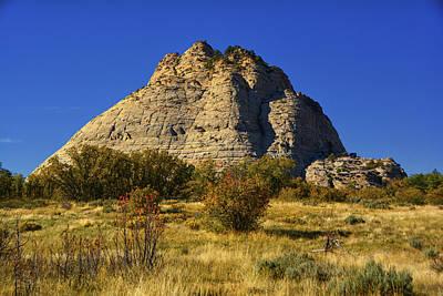 Photograph - White Mesa In Zion by Raymond Salani III