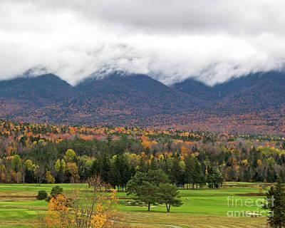 Photograph - White Mountains 3 by Cheryl Del Toro