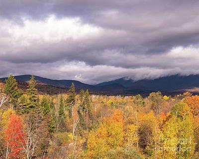 Photograph - White Mountains 5 by Cheryl Del Toro