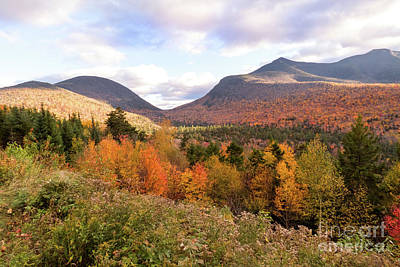 Photograph - White Mtns Waterville Valley 2 by Cheryl Del Toro