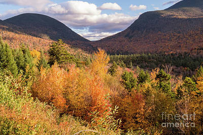 Photograph - White Mtns Waterville Valley by Cheryl Del Toro